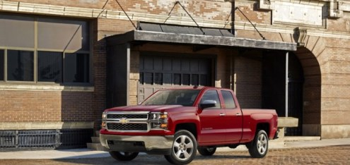 2015 Chevrolet Silverado Superchips Tine   GM Authority 2015 Chevrolet Silverado Custom 01