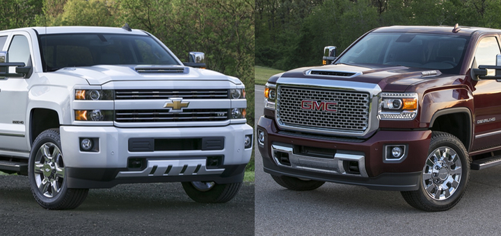 GM New 6 6L L5P Duramax Diesel Power  Torque Leaked   GM Authority 2017 Chevrolet Silverado 2500HD and 2017 GMC Sierra Denali 2500HD