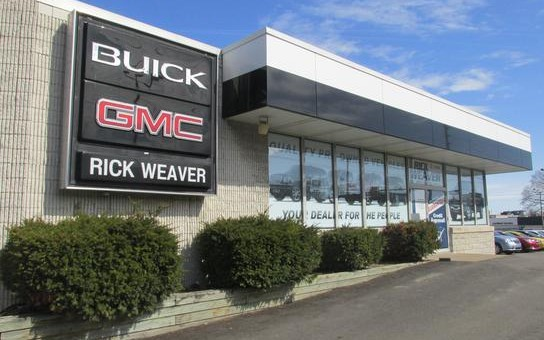 Erie Buick GMC Dealer Indicted For Wire Fraud   GM Authority Rick Weaver Buick GMC