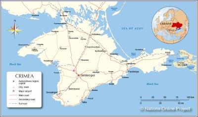 Crimea Chronicles | Home & Away