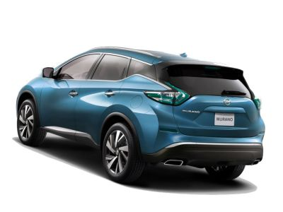 2015 Nissan Murano review