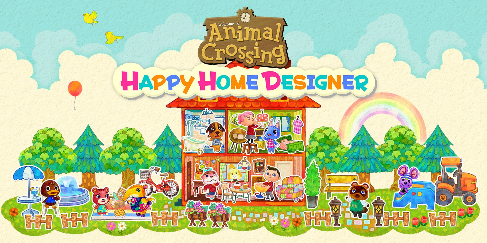 Animal Crossing: Happy Home Designer to have in-game ...