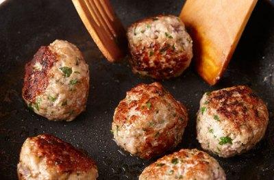 How to make meatballs - goodtoknow
