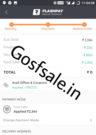 Fynd Referral Code : Get Rs 250 Fynd Cash - Fynd Refer and Earn (Proof Added) | June Offers 2019 ...
