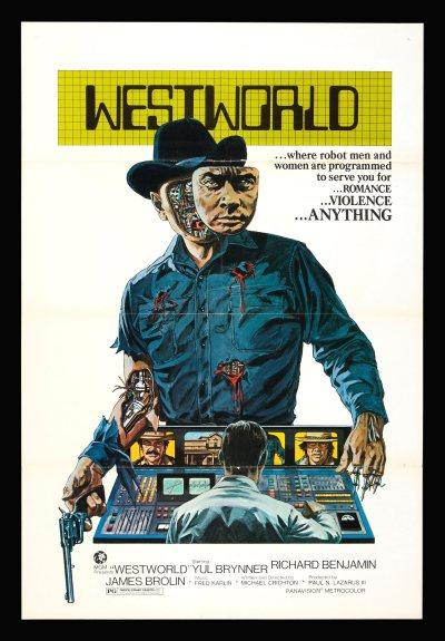 Westworld Ho!   grain&noise