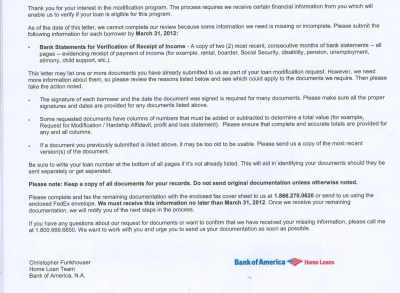 Pre Approval Letter For Home Loan Bank Of America | Poemsrom.co
