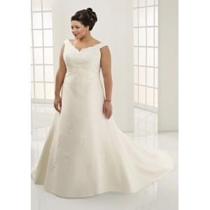 Gaun Pengantin untuk Yang Gemuk | BEAUTIFUL is YOU!