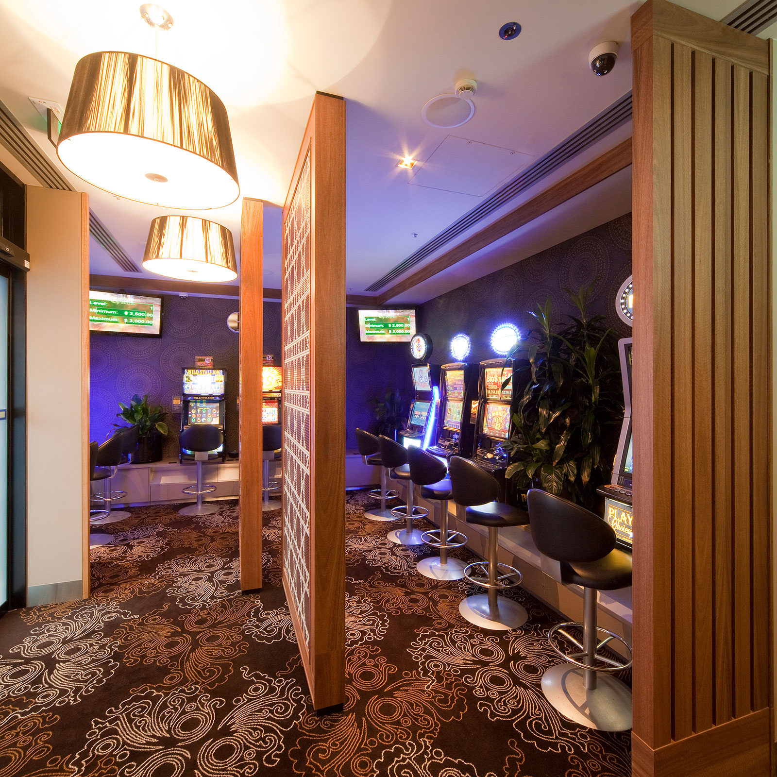 verandah lighting. Reconfiguration Of The Hotel\u0027s Gaming Lounge Was Driven By Opportunity To Increase Revenue Improving Ambience And Accessibility Providing An Verandah Lighting