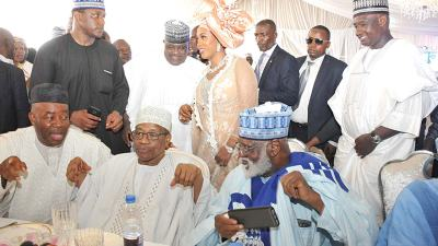 30 aircraft land in Minna for IBB's daughter's wedding — News — The Guardian Nigeria Newspaper ...