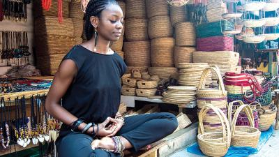 Yoga in Nigeria: What it's really like — Features — The ...