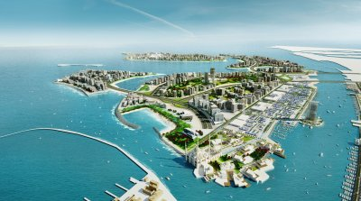 Nakheel Launches New Deira Islands Mall, Awards Dhs40m ...