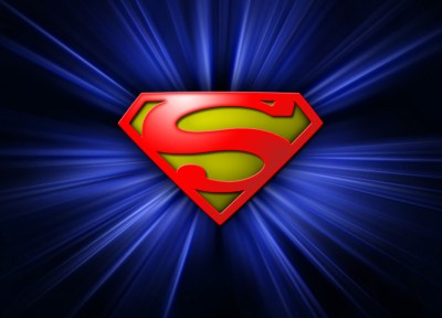 Superman Logo Wallpaper on Pinterest | Superman Art, Superman Artwork and Death Of Superman