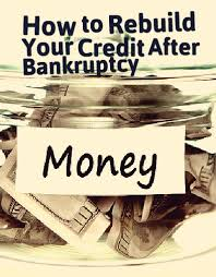 Reestablishing your credit after bankruptcy and/or foreclosure