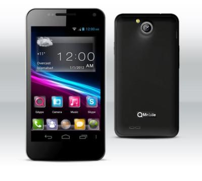 QMobile Noir A12 Price in Pakistan - Full Specifications & Reviews