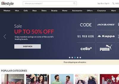 Lifestyle Coupons, Coupon Code → Flat 50% OFF + Extra 15% OFF