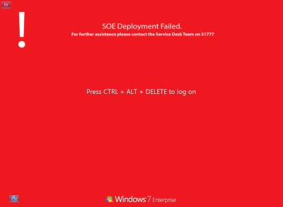 Take advantage of OEM Settings to display OSD state! | HappySCCM