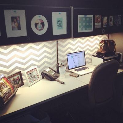 20+ Creative DIY Cubicle Decorating Ideas - Hative