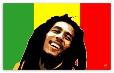 Bob Marley 4K HD Desktop Wallpaper for 4K Ultra HD TV • Tablet • Smartphone • Mobile Devices