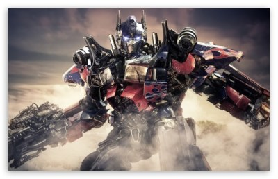 Transformers 4K HD Desktop Wallpaper for 4K Ultra HD TV • Wide & Ultra Widescreen Displays ...
