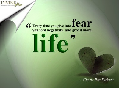 Life-Quotes-Of-Fear-HD-Wallpapers-for-desktop - HD Wallpaper