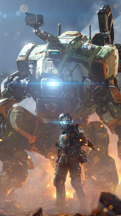 640x1136 2016 Titanfall 2 4k Game iPhone 5,5c,5S,SE ,Ipod Touch HD 4k Wallpapers, Images ...