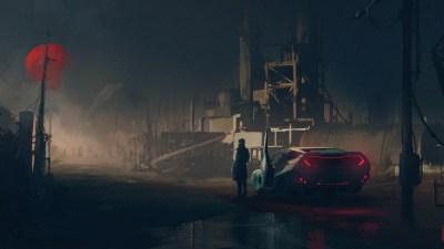 2560x1440 Blade Runner 2049 Fan Art 1440P Resolution HD 4k Wallpapers, Images, Backgrounds ...