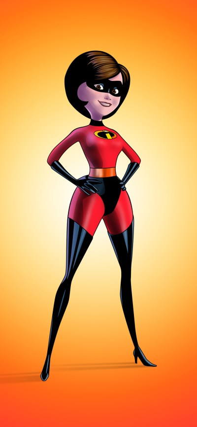 1125x2436 Elastigirl In The Incredibles 2 5k Artwork Iphone XS,Iphone 10,Iphone X HD 4k ...