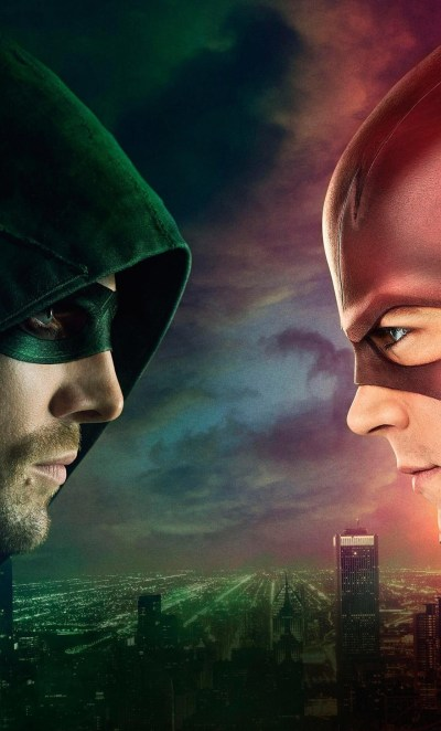 1280x2120 Flash Vs Arrow iPhone 6+ HD 4k Wallpapers, Images, Backgrounds, Photos and Pictures