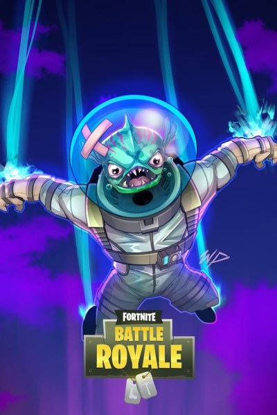 640x960 Fortnite Leviathan Fan Art iPhone 4, iPhone 4S HD 4k Wallpapers, Images, Backgrounds ...