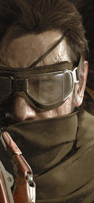 1125x2436 Metal Gear Solid V The Phantom Pain Iphone XS,Iphone 10,Iphone X HD 4k Wallpapers ...