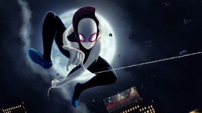 3840x2160 SpiderMan Into The Spider Verse 5k Art 4k HD 4k Wallpapers, Images, Backgrounds ...