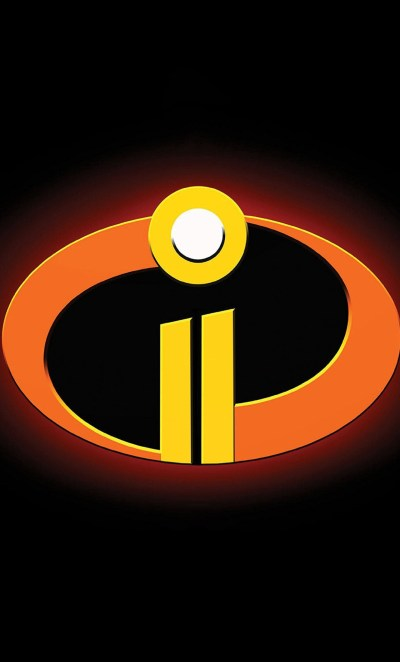 1280x2120 The Incredibles 2 Logo iPhone 6+ HD 4k Wallpapers, Images, Backgrounds, Photos and ...