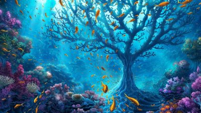 3840x2160 Underwater World 4k HD 4k Wallpapers, Images, Backgrounds, Photos and Pictures