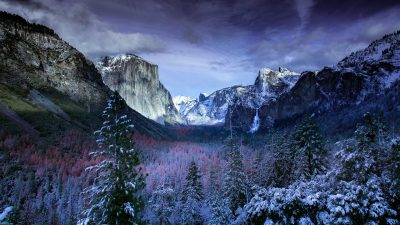 5120x2880 Winter Trees Mountains 5k 5k HD 4k Wallpapers, Images, Backgrounds, Photos and Pictures