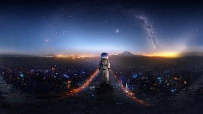 Astronaut Creative Artwork Deviantart, HD Artist, 4k Wallpapers, Images, Backgrounds, Photos and ...