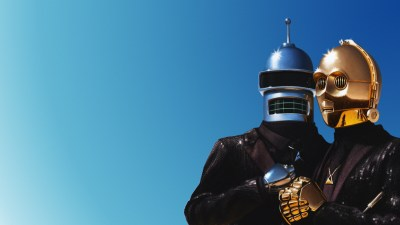 Daft Punk And C3PO, HD Movies, 4k Wallpapers, Images, Backgrounds, Photos and Pictures