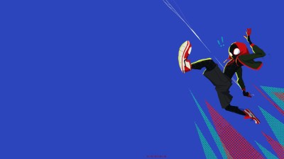3840x2160 SpiderMan Into The Spider Verse Movie 4k 2018 Art 4k HD 4k Wallpapers, Images ...