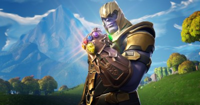 Thanos In Fortnite Battle Royale, HD Games, 4k Wallpapers, Images, Backgrounds, Photos and Pictures