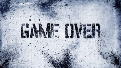 GAME OVER, Text HD Wallpapers / Desktop and Mobile Images & Photos