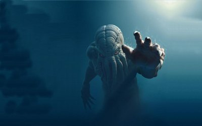 creature, Cthulhu, H. P. Lovecraft HD Wallpapers / Desktop and Mobile Images & Photos