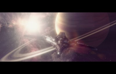 SG U, Destiny, FTL, Faster Than Light, Destiny spaceship HD Wallpapers / Desktop and Mobile ...
