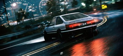 car, Initial D, Drift, Toyota AE86 HD Wallpapers / Desktop and Mobile Images & Photos