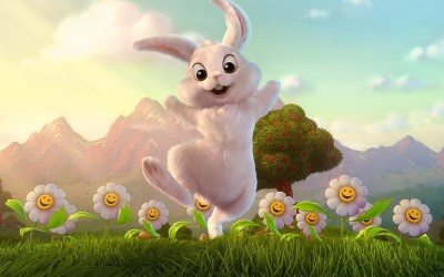 Spoiler alert . . . The Easter bunny isn't real! | musings from the trenches