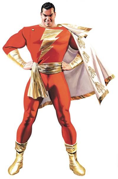 Fan-Cast: Captain Marvel (DC), part 1 | Heroes and Aliens