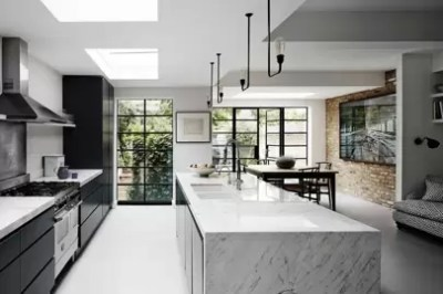 Edwardian House: Bright Modern Interiors | Real Homes ...