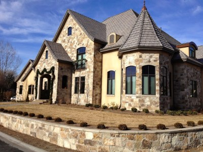 Stones for Castle Style Homes - Hearth and Home Distributors of Utah, LLC.