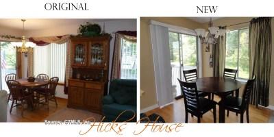 wood trim | Hicks House