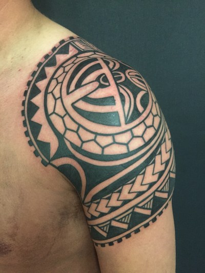Polynesian | Higgins Tattoo