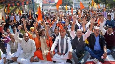 BJP is playing anti Hindu role in Jharkhand and favouring Muslims: VHP & Bajrang Dal. | Struggle ...