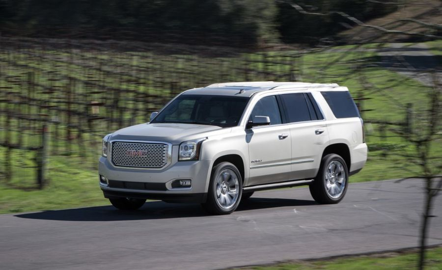 2015 GMC Yukon First Drive   Review   Car and Driver 2015 GMC Yukon   Yukon Denali